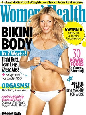 'Women's Health' has revealed that it has banned the phrase 'Bikini Body' from its covers for the New Year. The tagline was last used on the June 2015 issue starring Gwyneth Paltrow.