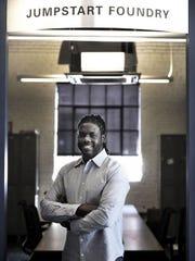 Marcus Whitney, Jumpstart Foundry president