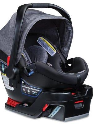 Britax B-Safe 35 Elite Infant Car Seat.