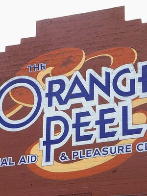 The Orange Peel does recycle cups and other materials.