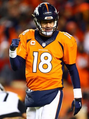 Peyton Manning could be facing his last shot at a second Super Bowl ring.