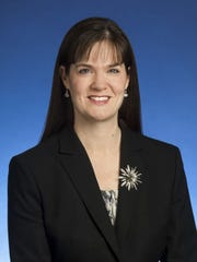 State Education Commissioner Candice McQueen says a