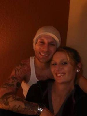 Blake Fitzgerald and Brittany Harper are believed to be wanted in multiple states.