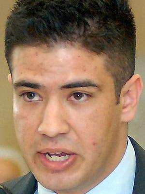 Sunland Park Mayor Javier Perea