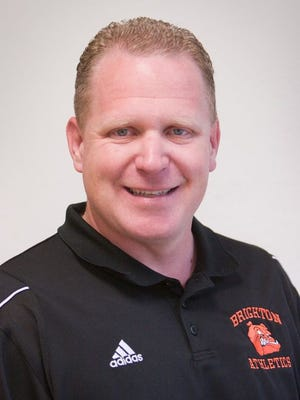 Brighton Area Schools Superintendent Greg Gray.