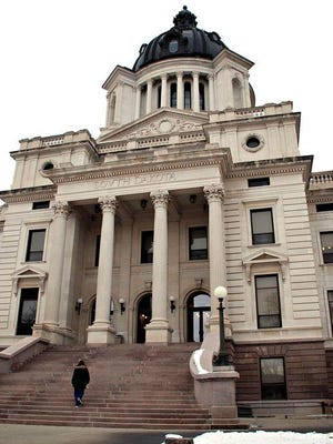 The S.D. Capitol.