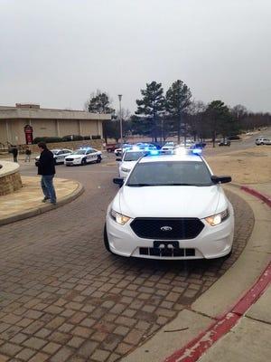 Jonesboro police responding to armed men at Arkansas State University