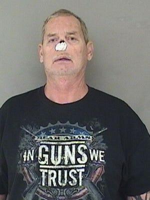 Fugitive Jerry Buck