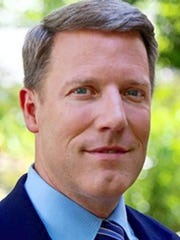 Mike Parrish, Democratic candidate for Pennsylvania's 6th Congressional District.