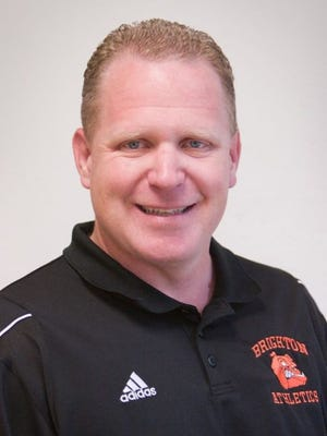 Greg Gray is the Brighton Area Schools superintendent. His base salary is $135,000.