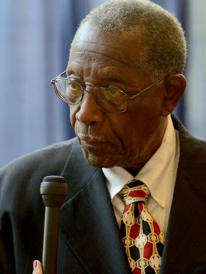 Charles Evers is endorsing Donald Trump for president touting the front-runner's business acumen.