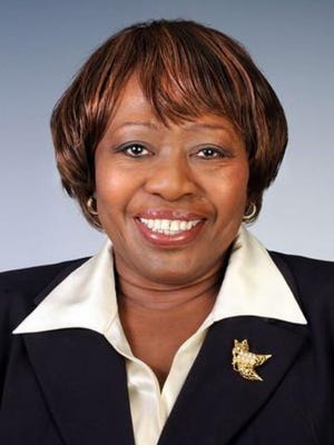 City Council President Loretta Scott