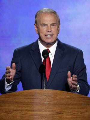 The Enquirer editorial board endorses Ted Strickland in the U.S. Senate Democratic primary.