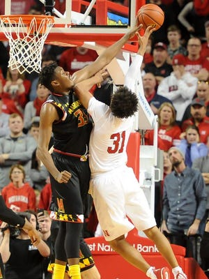 When Maryland played Nebraska last during the regular season, the game was much closer. Maryland won 70-65.