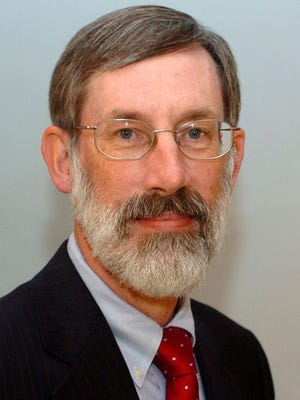 Former Star-Gazette editor Charles W. Nutt Jr.