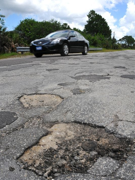 Palm Bay roads