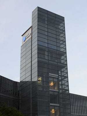 Gannett and USA TODAY headquarters in McLean, Va., Tuesday, May 12, 2015.