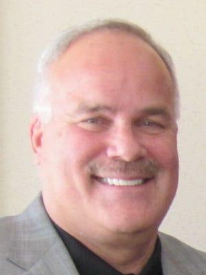 Mike Duda, superintendent of Haslett Public Schools