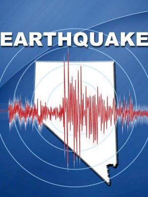 Nevada earthquakes