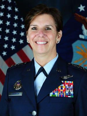 Air Force Gen. Lori Robinson