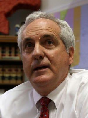 Former state Sen. Eliot Shapleigh, D-El Paso