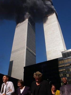 Sept. 11, 2001, in New York.