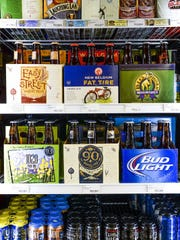 Full-strength beer will be sold in grocery and convenience stores starting in January.