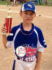 Dylan Williams was killed at a baseball practice in 2013.
