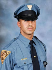 New Jersey State Trooper Anthony Raspa