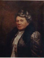 Tootie McGregor painting