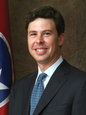 Chattanooga Mayor Andy Berke
