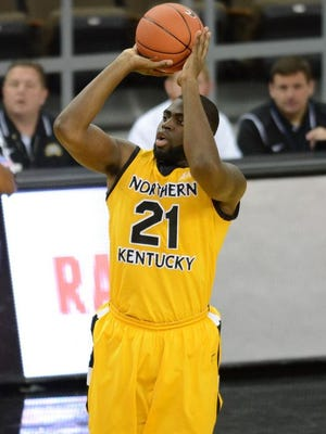NKU's Jalen Billups helped star in last week's summer league title game. He went on to average a team-high 12.2 points with 3.7 rebounds in his senior season with the Norse.