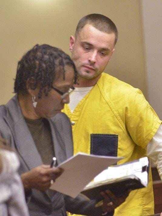 Mark Hontz trial photo