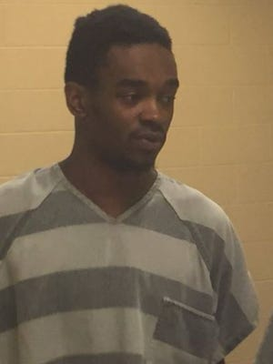 Tyress Washington heads to court Thursday after police say he fired a gun in Sioux Falls late Wednesday night.