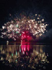 The annual fireworks extravaganza at the Inn of the Mountain Gods in Mescalero, N.M. schedule for July 4, 2020 was canceled in response to COVID-19 cases.