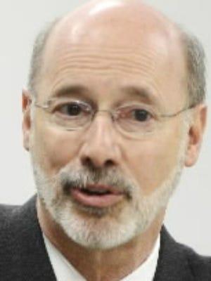 Gov. Tom Wolf.