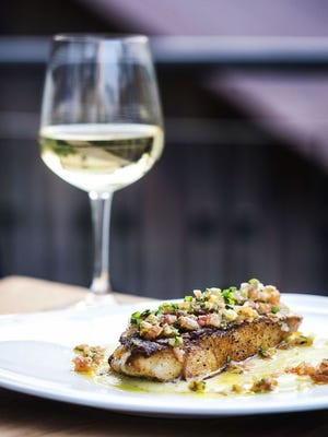 Val do Sosego Albariño Rias Baixas is a light and refreshing white wine that pairs well with seafood dishes.