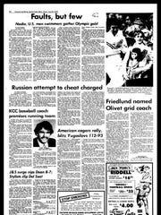 BC Sports History: Week of July 21, 1976