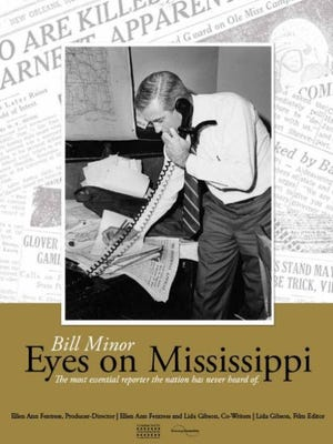 """""""Eyes on Mississippi"""" is a documentary that tells the story of veteran journalist Bill Minor, focusing mainly on his years of covering the civil rights movement."""