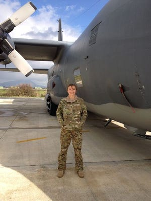 Capt. Christy Wise, 71st Rescue Squadron.