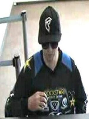 This man who robbed the Chase bank in Haverstraw could be the same man who robbed the TD Bank in Fishkill.