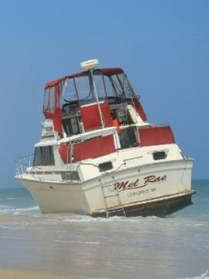 The owner of a yacht found washed ashore on Long Beach Island last week has been found.