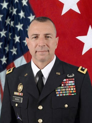 Maj. Gen. John Rossi