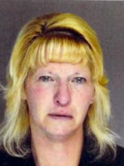 Amy Gipe is charged as an accomplice in the fatal shooting of her husband, David Gipe.
