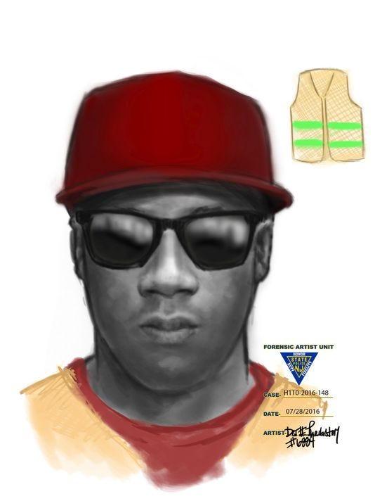 MOR 0813 robber caught