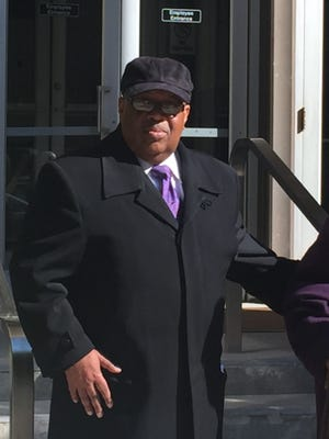 Ronald Alexander, former principal at Spain Elementary in Detroit, faces up to two years in prison after pleading guilty to bribery.  He is now asking a judge to keep him out of prison so that he can care for his elderly mother.