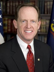 Sen. Pat Toomey is looking to make immigration an issue as he fights to retain his U.S. Senate seat.