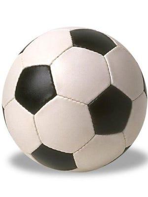 Stock soccer ball