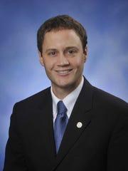 State Rep. Tom Leonard, R-DeWitt