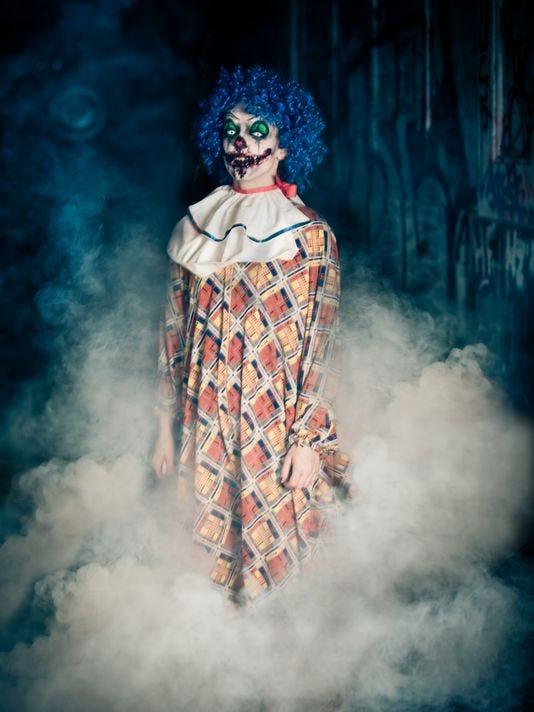Creepy clown threats include Westchester schools